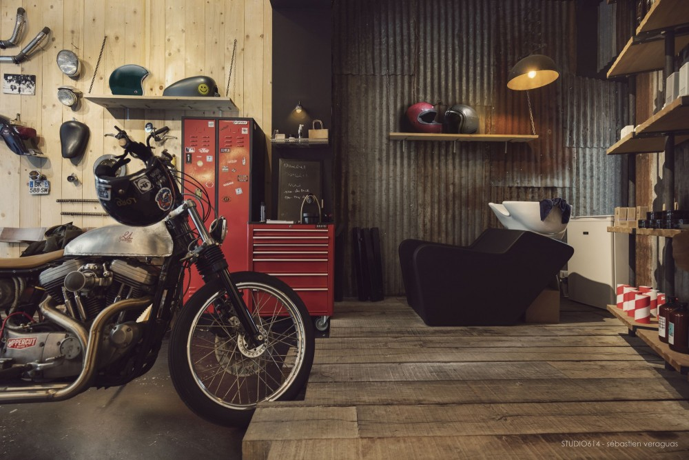 One love garage baldini for Garage moto courbevoie
