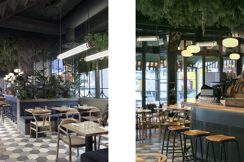 4 Baldini - Le Choupinet Paris Architecture interieur