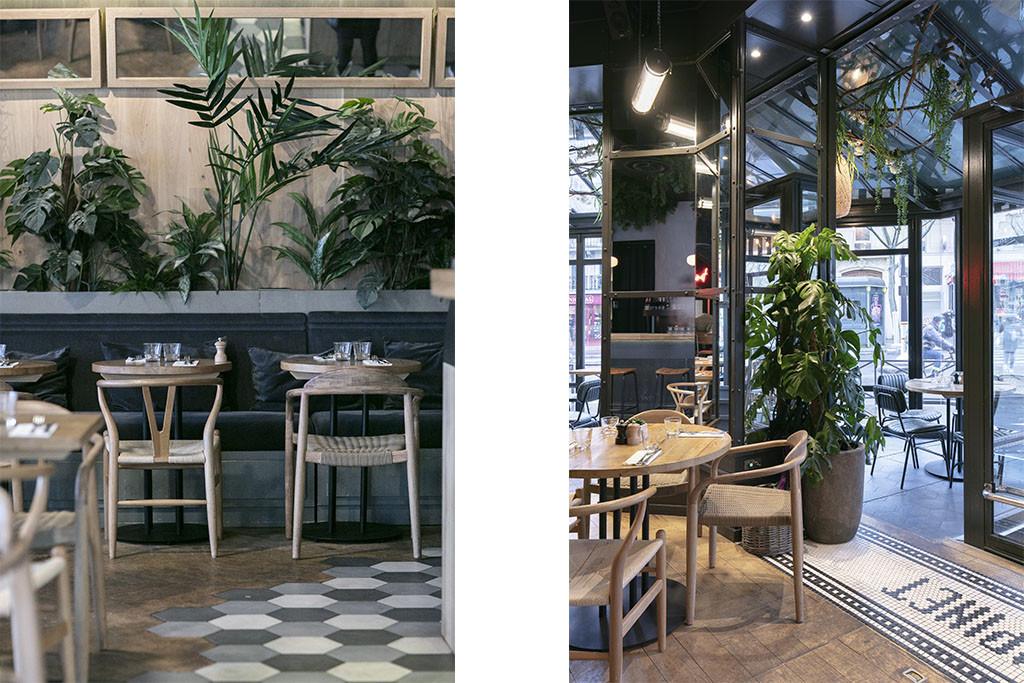 6 Baldini - Le Choupinet Paris Architecture interieur