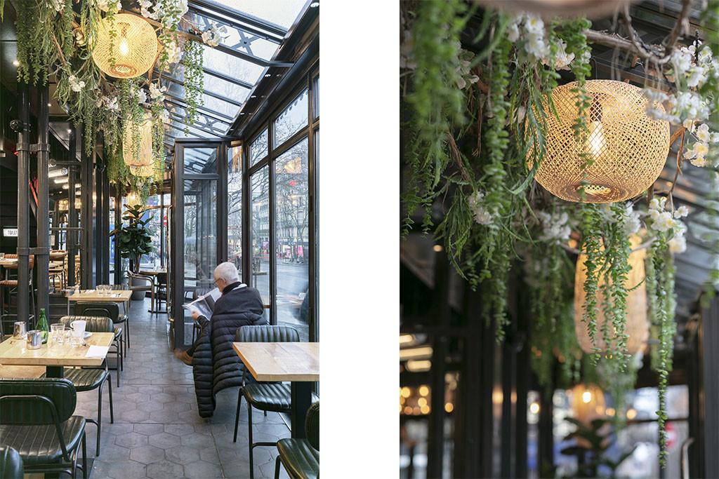 7 Baldini - Le Choupinet Paris Architecture interieur