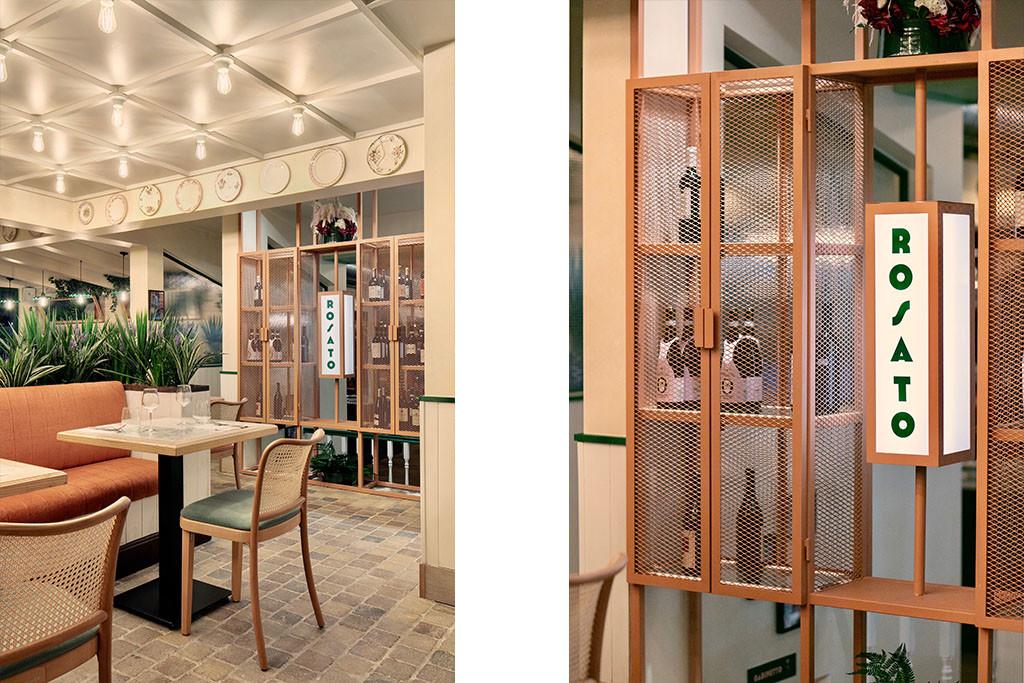 1 Baldini - Il Mercato Paris Architecture interieur
