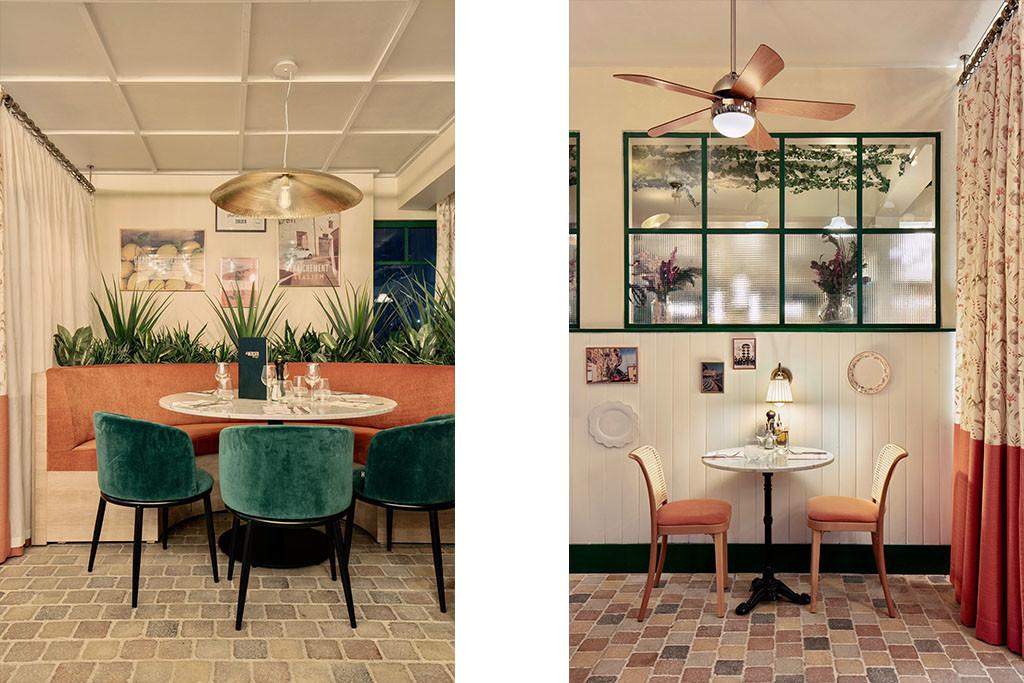 2 Baldini - Il Mercato Paris Architecture interieur