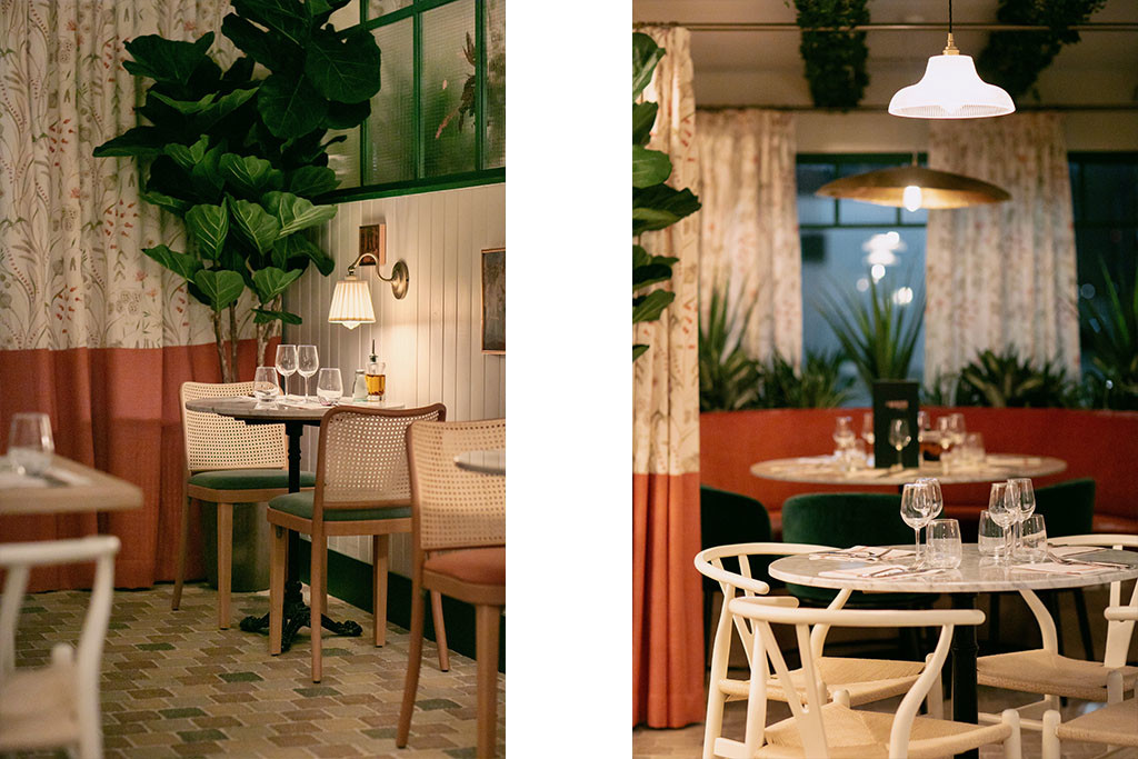 4 Baldini - Il Mercato Paris Architecture interieur