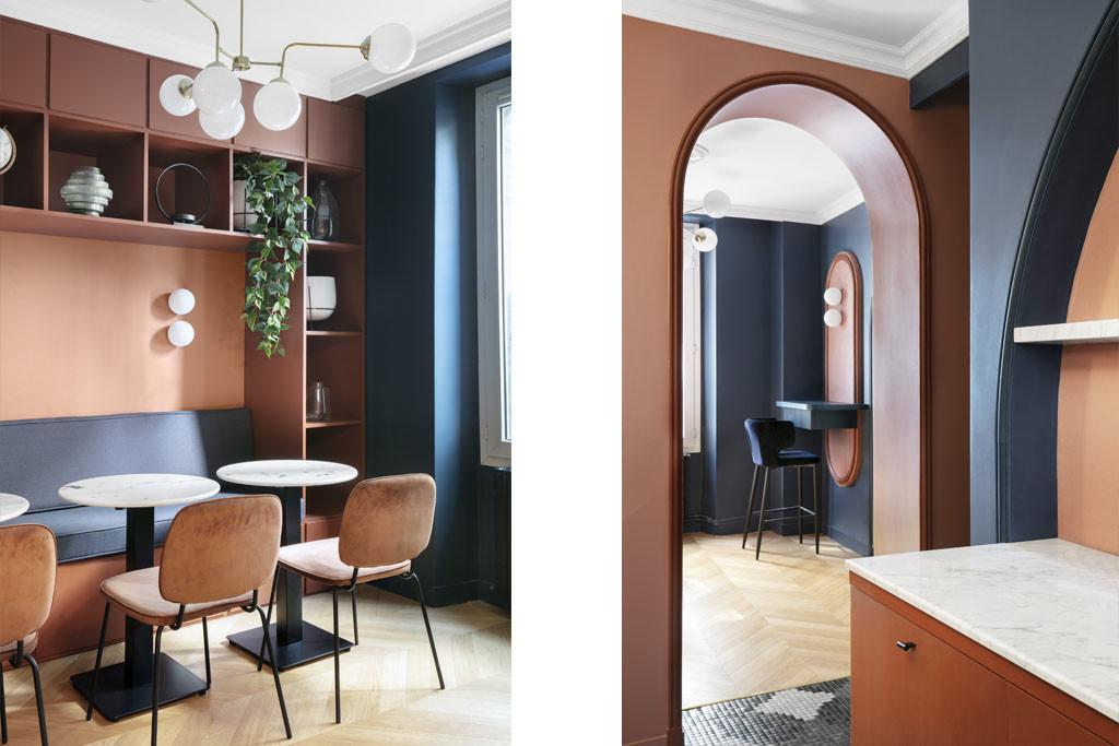 Baldini - Hôtel Boissiere - Paris - 2 - Site